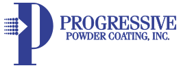 Progressive Powder Coating Logo