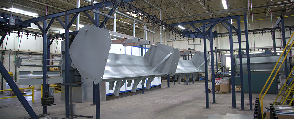 Progressive Powder Coating Grey Pushers